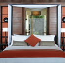 Luxury boutique resort in Maldives