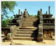 Historical Sites in Polonnaruwa